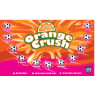 Orange Crush Custom Vinyl Banner