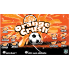 Orange Crush 3 Custom Vinyl Banner