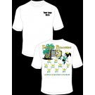 Paradise Princesses Team Practice Shirt