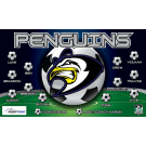 Penguins 2 Custom Vinyl Banner