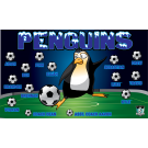 Penguins 1 Custom Vinyl Banner