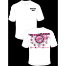 Pink & Black Attack Practice T-Shirt