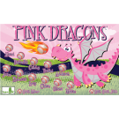 Pink Dragons Custom Vinyl Banner