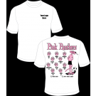 Pink Panthers Practice T-Shirt