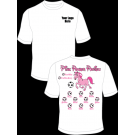 Pink Power Ponies Practice T-Shirt