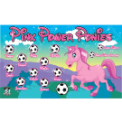 Pink Power Ponies Custom Vinyl Banner