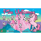 Pink Unicorns 1 Custom Vinyl Banner