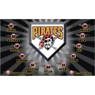 Pirates Custom Vinyl Banner