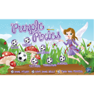 Purple Pixies 1 Custom Vinyl Banner
