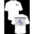 Purple Dragons (Girls) Practice T-Shirt