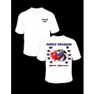 Purple Dragons Practice T-Shirt