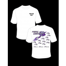 Purple Lightning Practice T-Shirt