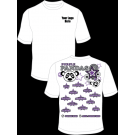 Purple Pandas (Trendy) Practice T-Shirt