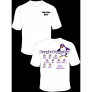 Purple Penguins Practice T-Shirt