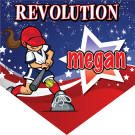 Revolution Custom Home Plate Banner