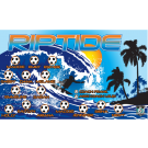 Riptide (Alternate) Custom Vinyl Banner