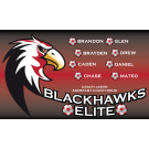 Blackhawks Elite Custom Vinyl Banner