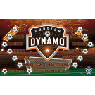 Houston Dynamo 2 Custom Vinyl Banner