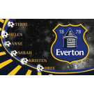 Everton 2 Custom Vinyl Banner