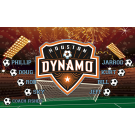 Houston Dynamo 3 Custom Vinyl Banner