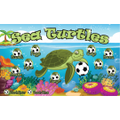 Sea Turtles Custom Vinyl Banner