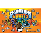 Skylanders Giants Custom Vinyl Banner