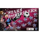 Stars and Strikers Custom Vinyl Banner