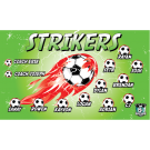 Strikers 1 Custom Vinyl Banner