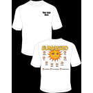 Sunkissed Practice T-Shirt