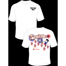 The Firecrackers (Girl) Practice T-Shirt