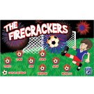 The Firecrackers 2 Custom Vinyl Banner (Boys)