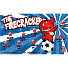 The Firecrackers 3 Custom Vinyl Banner