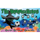 The Hammerheads Custom Vinyl Banner