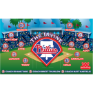 The Irvine Phillies Custom Vinyl Banner