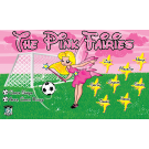 The Pink Fairies Custom Vinyl Banner