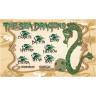 The Sea Dragons Custom Vinyl Banner