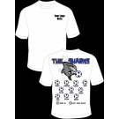 The Sharks - Blue Practice T-Shirt