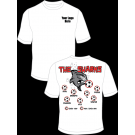 The Sharks - Red Practice T-Shirt