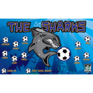 The Sharks 2 Custom Vinyl Banner