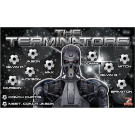 The Terminators Custom Vinyl Banner