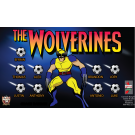 The Wolverines Custom Vinyl Banner